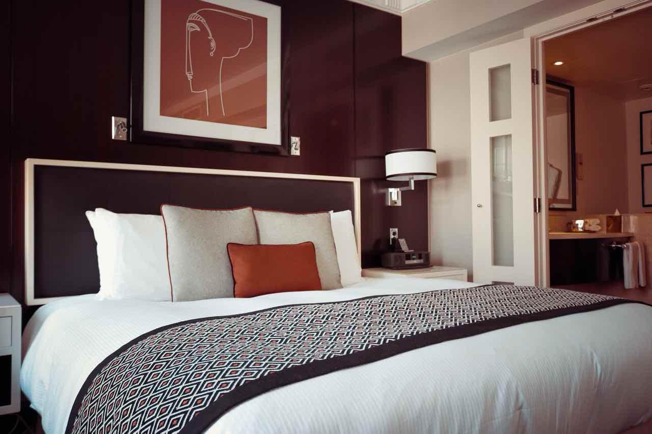 Professionelle Matratzenreinigung im Hotel